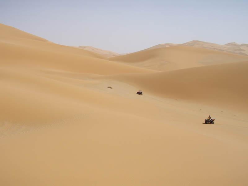Libia Il Grande Deserto Erg Murzuq Acacus Laghi Daouada